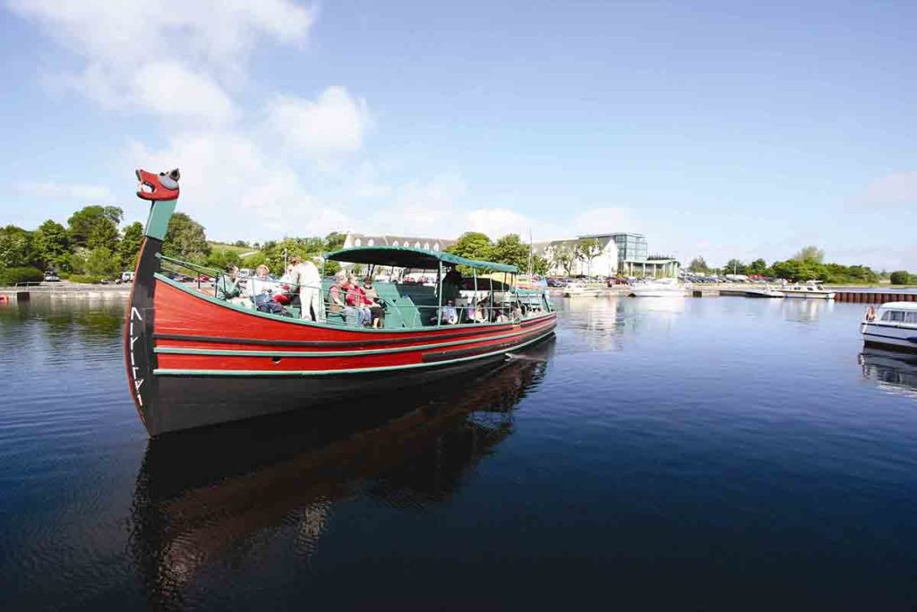 viking ship athlone